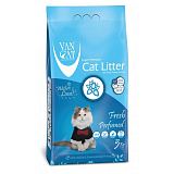 Van Cat Super Premium Quality Fresh бентонитовый 5кг